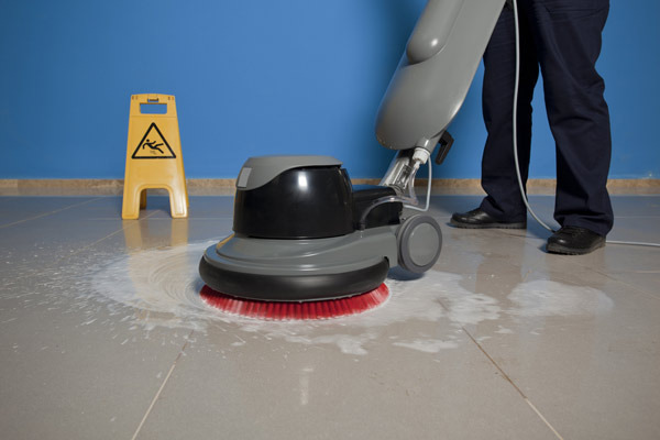 Diamond Facility Services Tile Reconditioning Cleaning